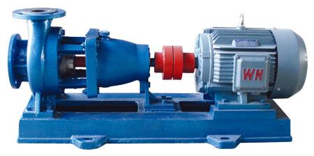 IHF系列钢衬氟塑料化工泵