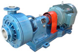 UHB-UF系列耐腐耐磨泵安装指导