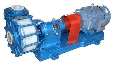 UHB-UM系列耐腐耐磨泵
