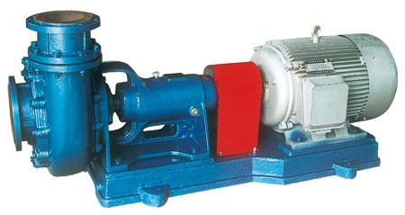 UHB-ZK-III型钢衬聚氨酯高耐磨渣浆泵