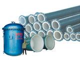 钢衬塑管道、容器