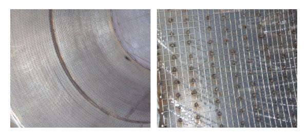衬塑容器金属外貌用龟甲网处置处分