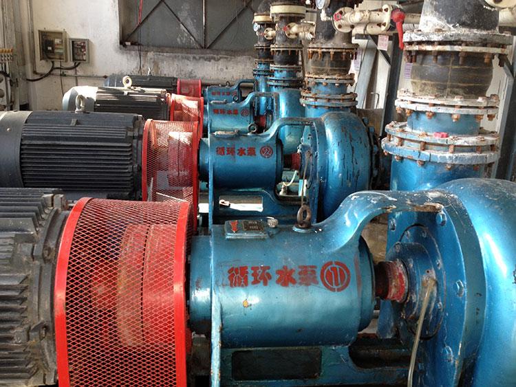 宙斯泵在山西沁源焦化
