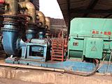 [视频]500UHB-Z衬塑脱硫泵在邯郸涉县一钢铁厂应用