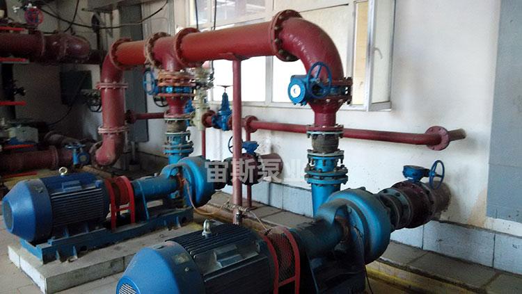 宙斯泵在甘肃招金贵金属冶炼使用现场