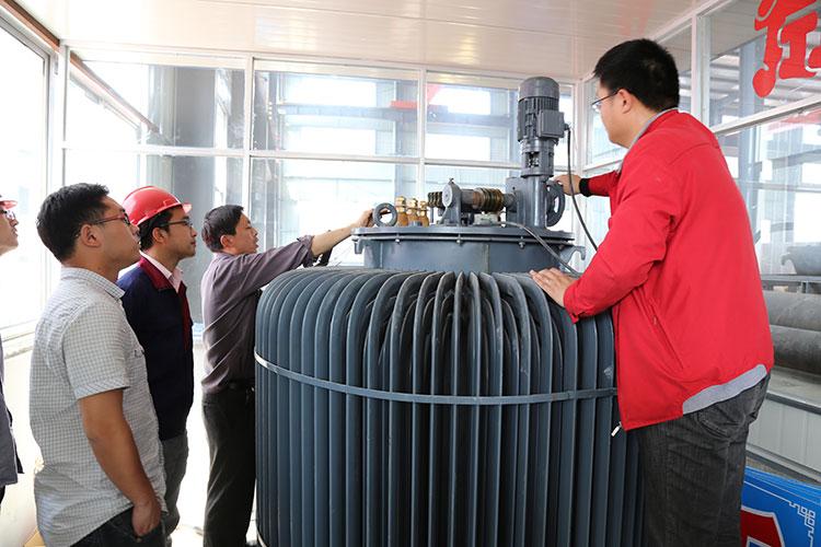 全新水泵测试台