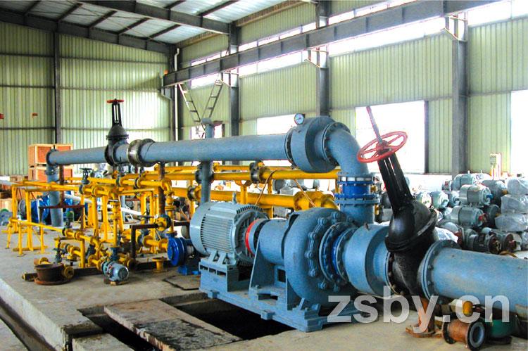 宙斯泵业水泵测试系统