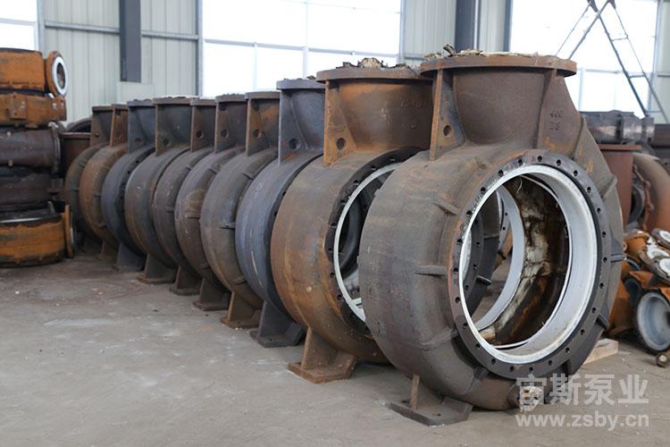 高效脱硫泵壳